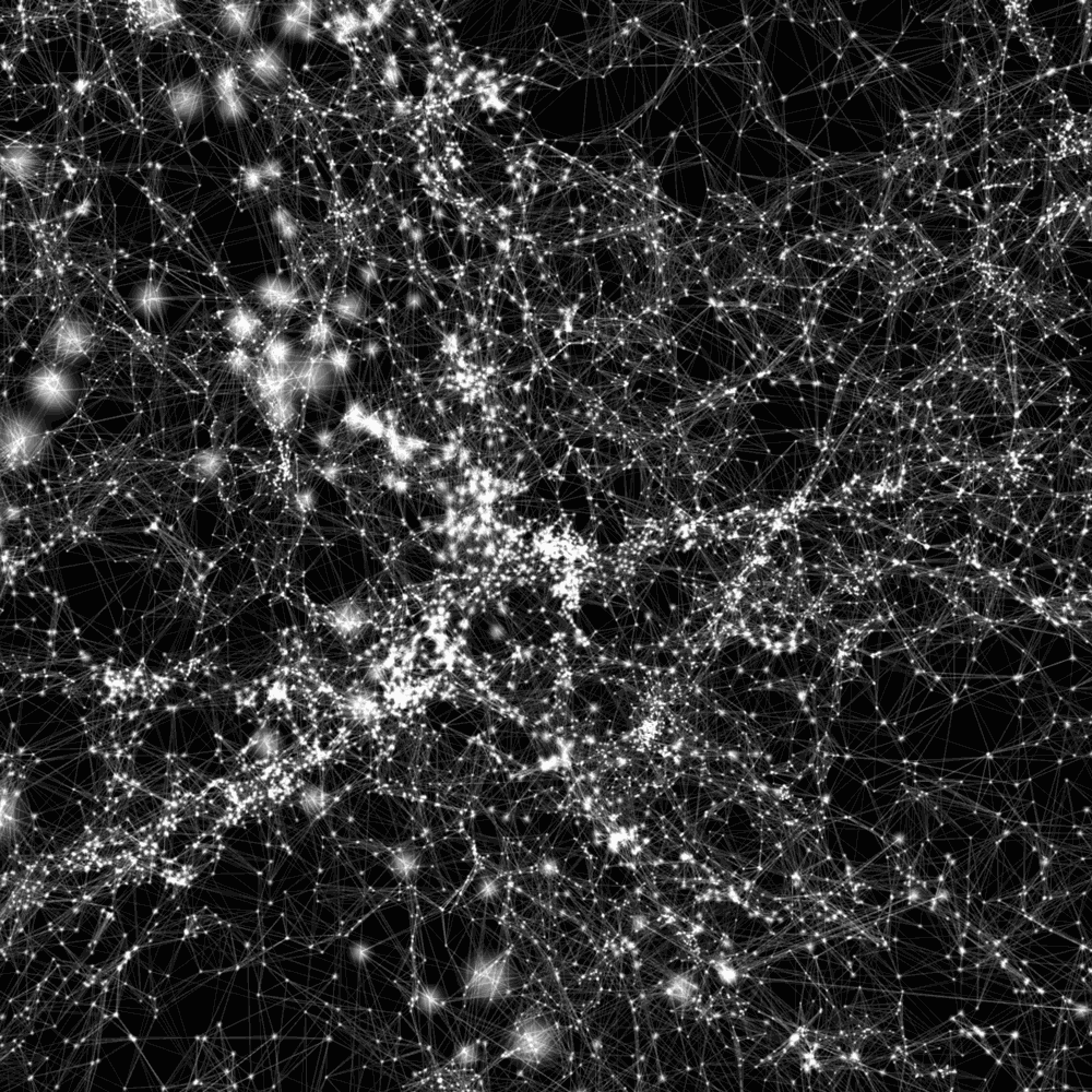Nearest Neighbors Visualization Close-Up